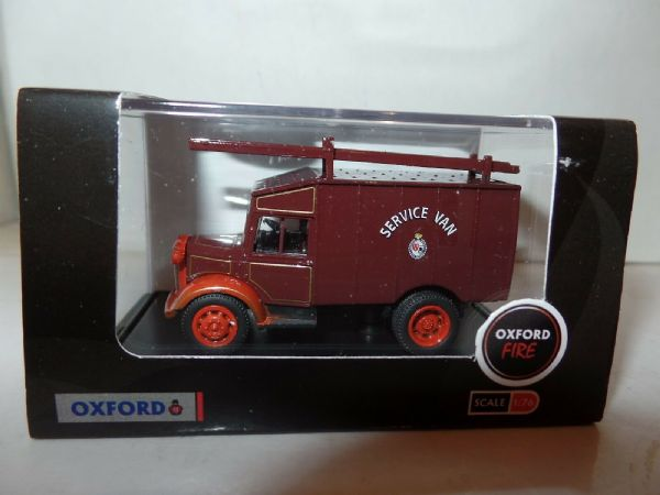 Oxford 76ATV008 ATV008 1/76 OO Scale Austin ATV Towing Newcastle Gateshead Fire